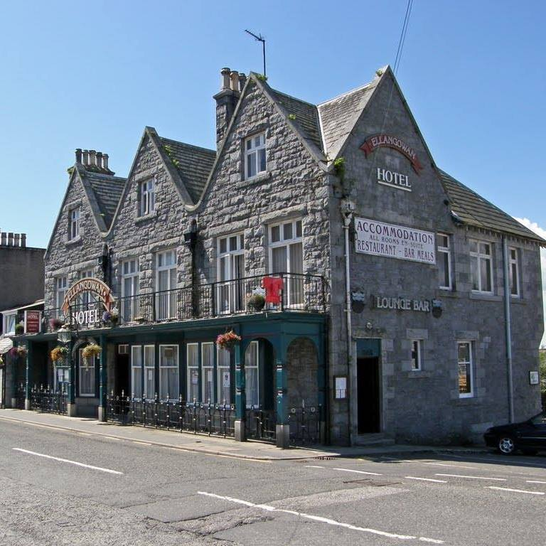 The Ellangowan - The Wickerman Hotel